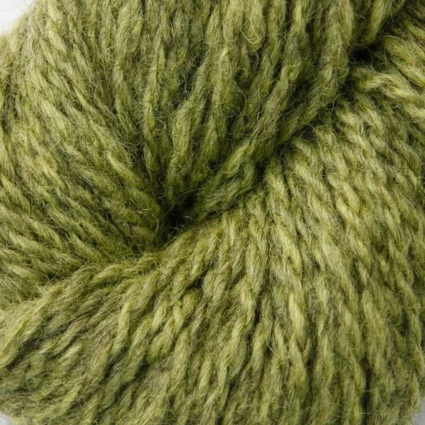 Bilde av Blåne pelsullgarn, lime