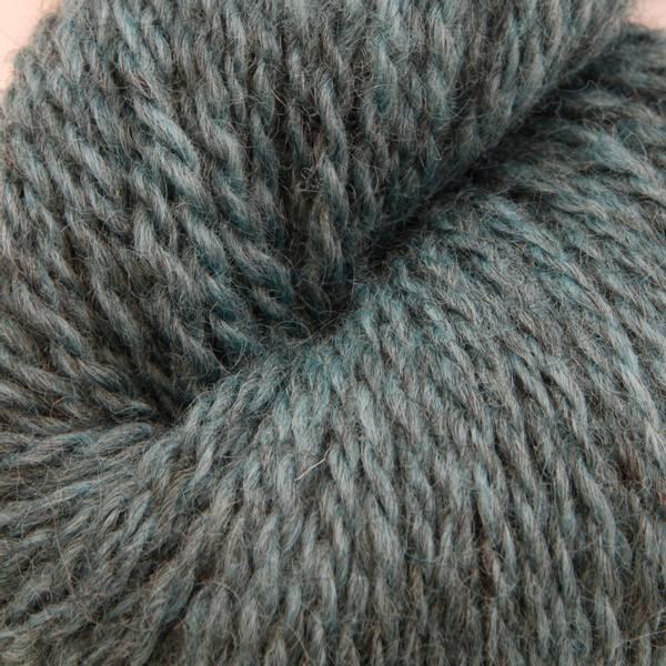Bilde av Blåne pelsullgarn, lys turkis