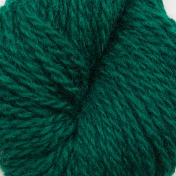 Bilde av Blåne pelsullgarn, grønn