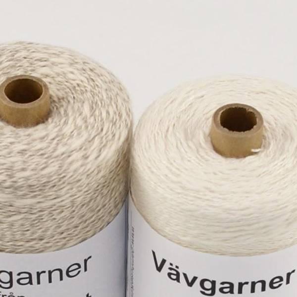 Bilde av Effektgarn 50% bomull, 50% lin